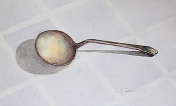The Beauty In A Spoon