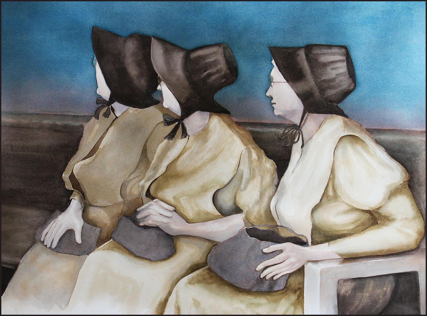 Women Waiting